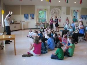 LCGS Sunday School 1